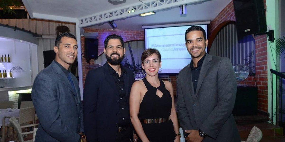 #TeVimosEn: Grupo ATOM realiza premiación a sus agencias de viajes