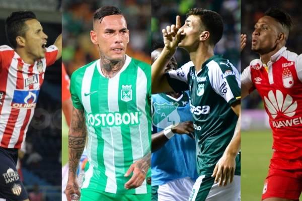 Videos de los goles de la fecha 2 Liga Águila