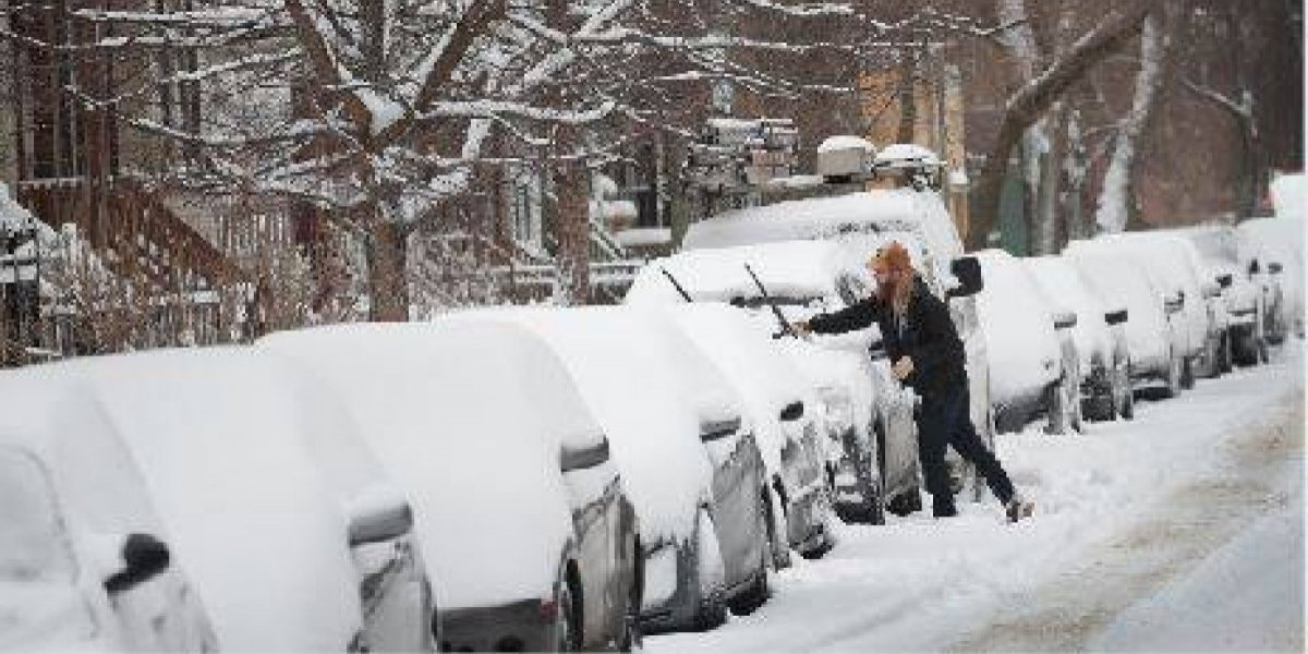 Ola de frío ártico golpeará EEUU con mínimas de -50 grados
