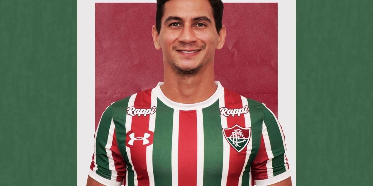 Paulo Henrique Ganso é do Fluminense! Clube confirma contrato de cinco anos