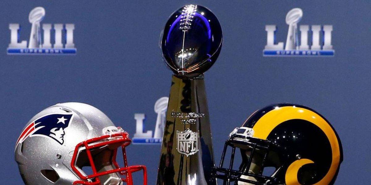 Super Bowl LIII: Horario, equipos que juegan, show de mediotiempo y quién transmite la final de la NFL
