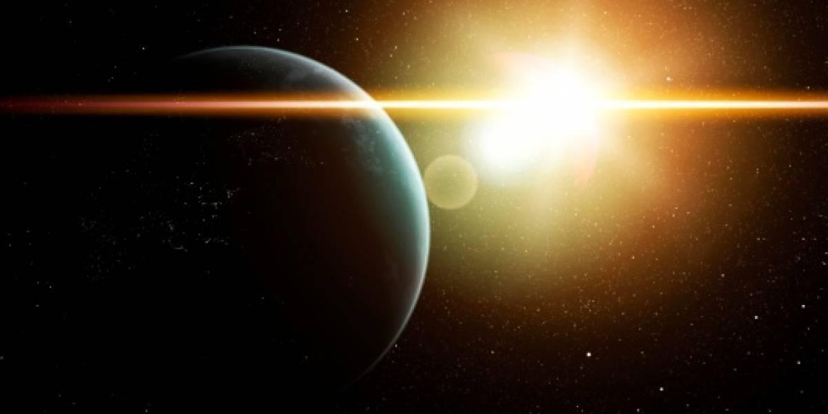 ¿Planeta infierno? Astrónomos descubren lejano mundo en el que llueve hierro fundido