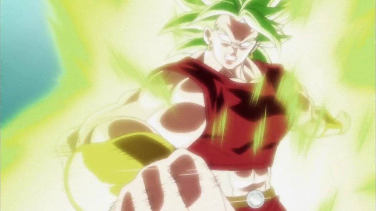 Dragon Ball Super: Broly habría revelado un nuevo nivel de poder, el Super Saiyan Green Internet