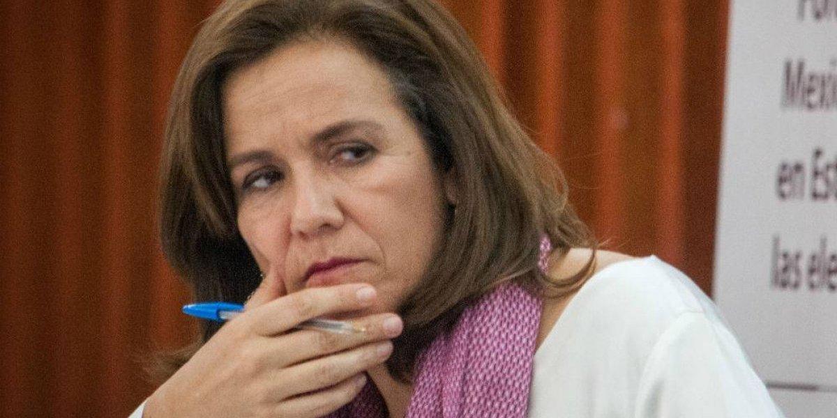 ¿Las firmas en Change.org pueden 'tumbar' el partido de Margarita Zavala?