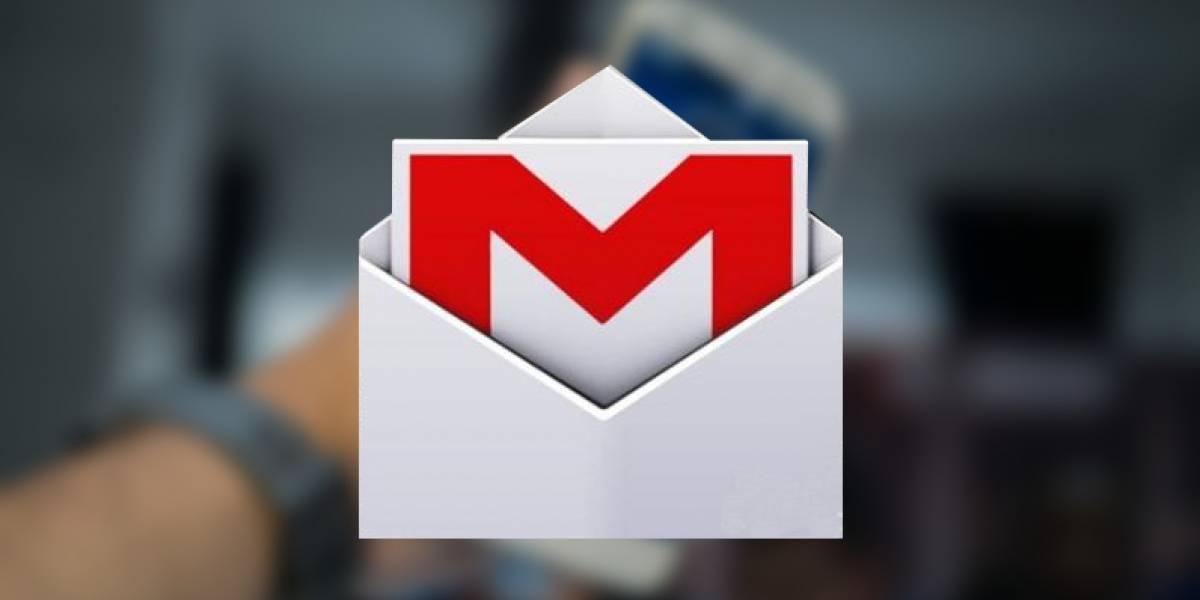 Instala la nueva versión de Gmail en tu smartphone con Android