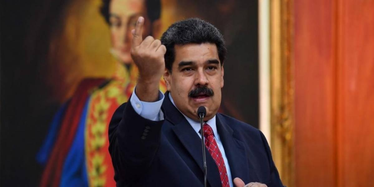 Nicolás Maduro ataca el derecho a la información en Venezuela