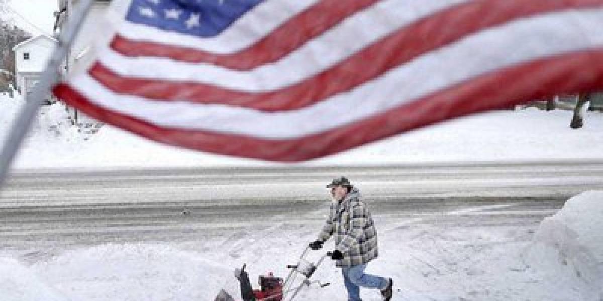Onda de frio já deixou 10 mortos nos EUA; governo pede que população não saia de casa