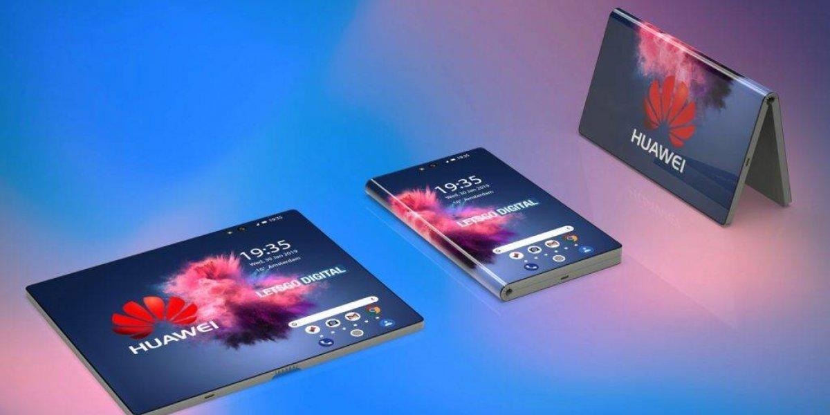 Huawei: Así se vería su nuevo teléfono plegable según renders