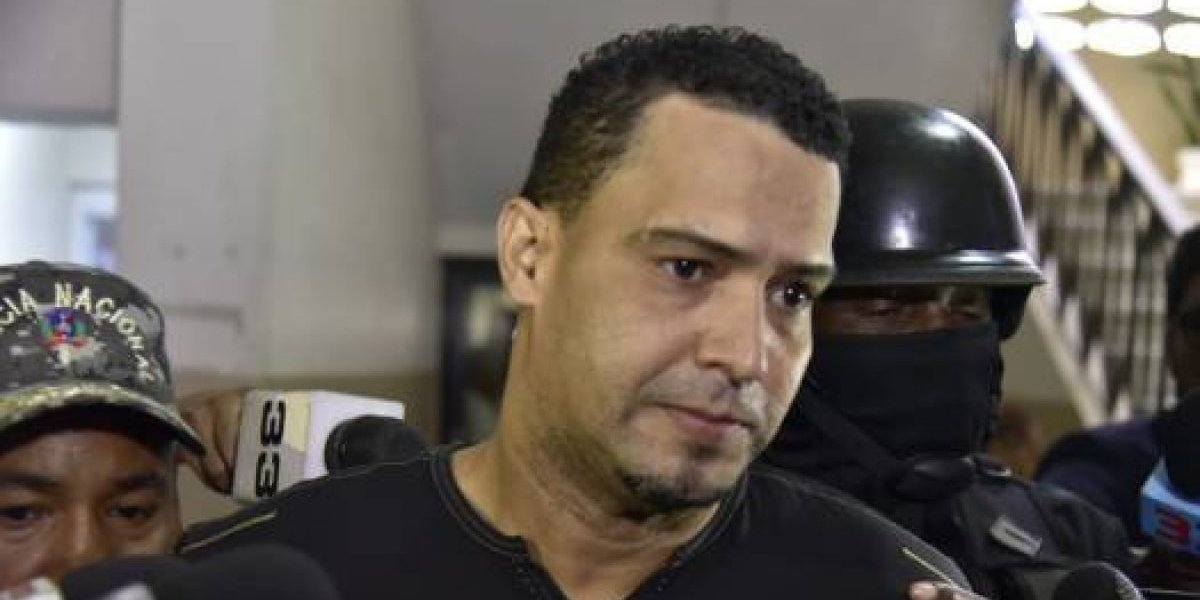 Dictan un año de prisión preventiva contra Buche por muerte de oficial Ramos