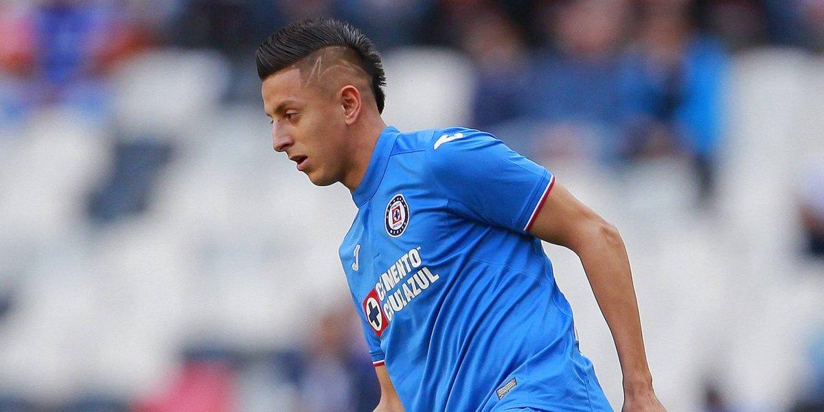 Roberto Alvarado acepta que no ha jugado bien con Cruz Azul
