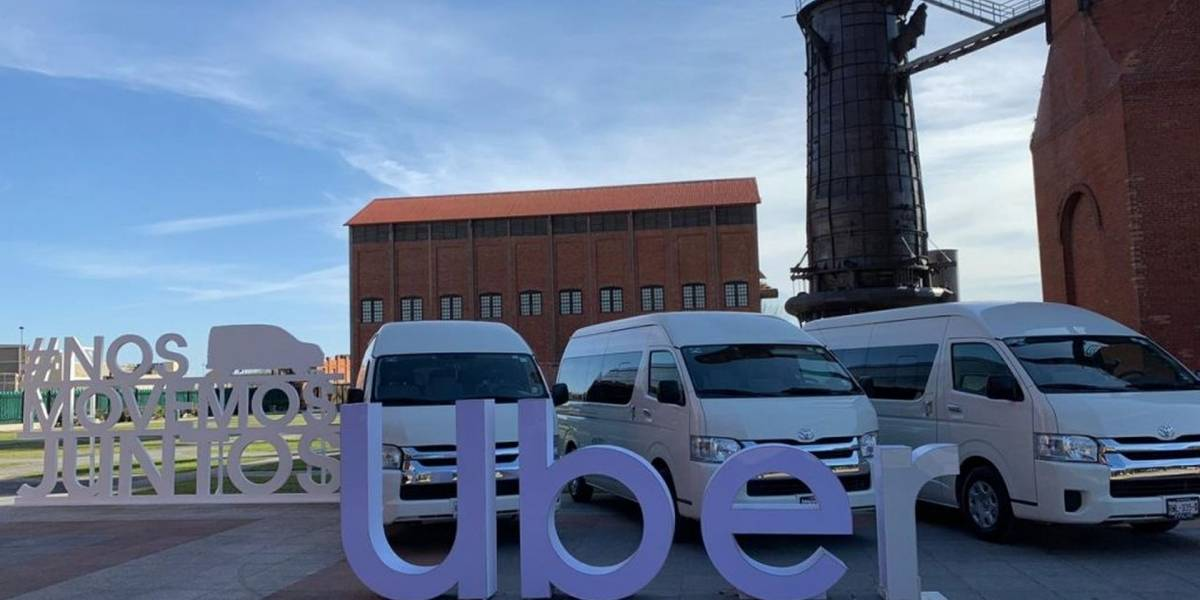 Uber Van llega a México, un servicio de furgonetas hasta 85% más barato que UberX