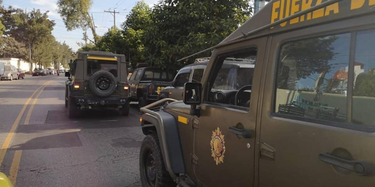 Estados Unidos solicita la devolución de los jeeps J8 a Guatemala