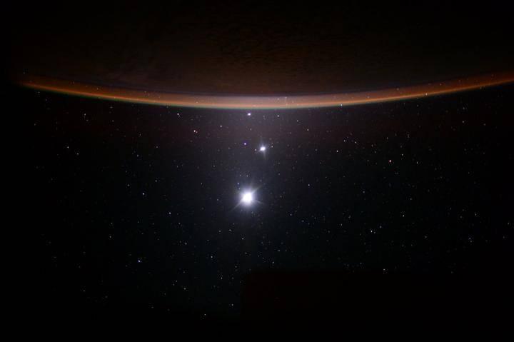 luna espacio venus jupiter
