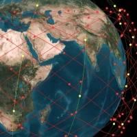 Empresa canadiense quiere ganarle a SpaceX construyendo una red de internet satelital de alta velocidad. Noticias en tiempo real