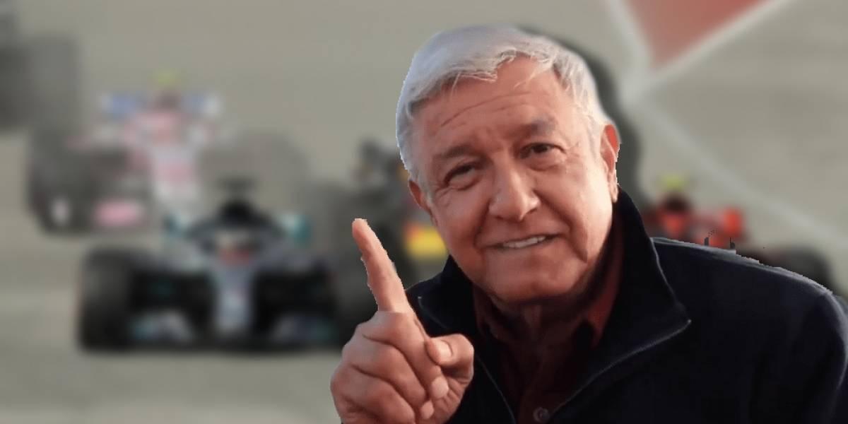 No habrá Fórmula 1 en México en el 2020 gracias al Tren Maya