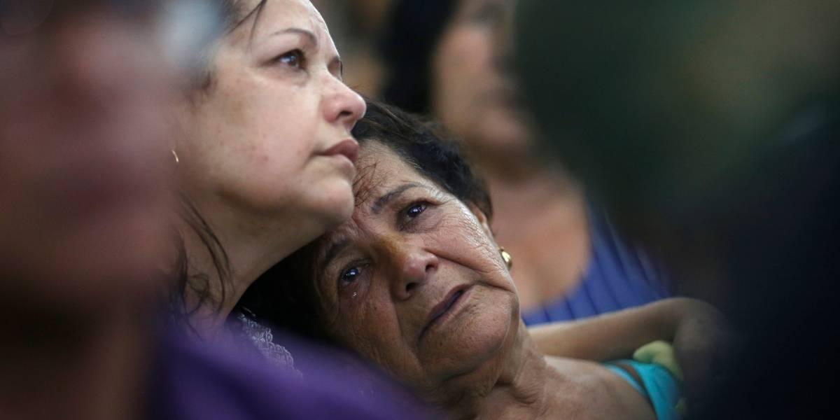 Brumadinho: Uma semana após a tragédia, 'chuva' de pétalas homenageia vítimas