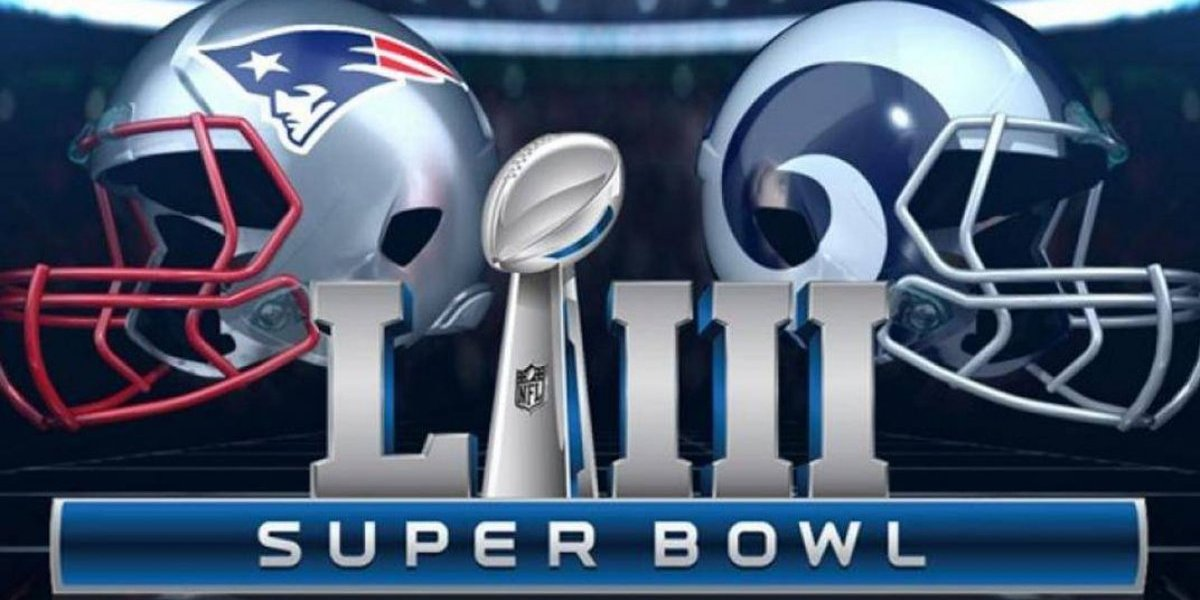 Super Bowl 2019: Los Angeles Rams vs New England Patriots. En vivo, donde ver el partido, hora y alienaciones