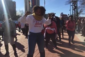 Aficionados en Atlanta