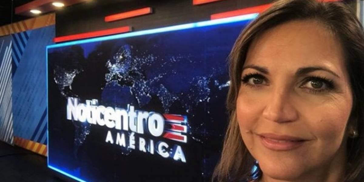 """""""Calladita, nunca mas"""": Celimar Adames muestra solidaridad con Natalia Meléndez"""