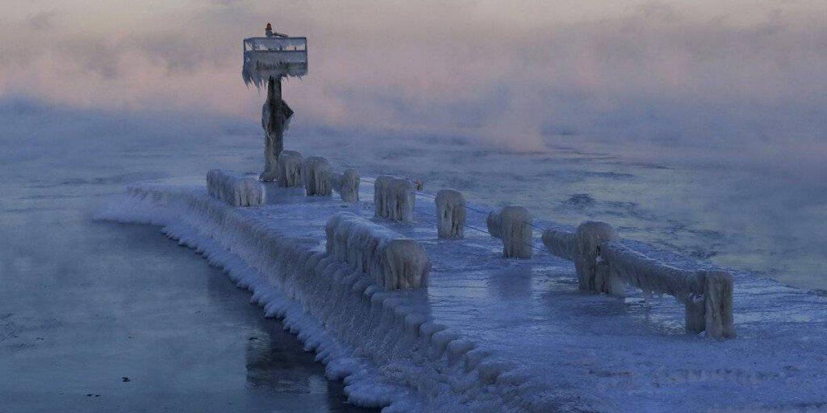 Frío extremo tendrá final abrupto en EE. UU.