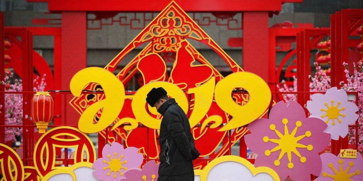 China prepara Año Nuevo Lunar