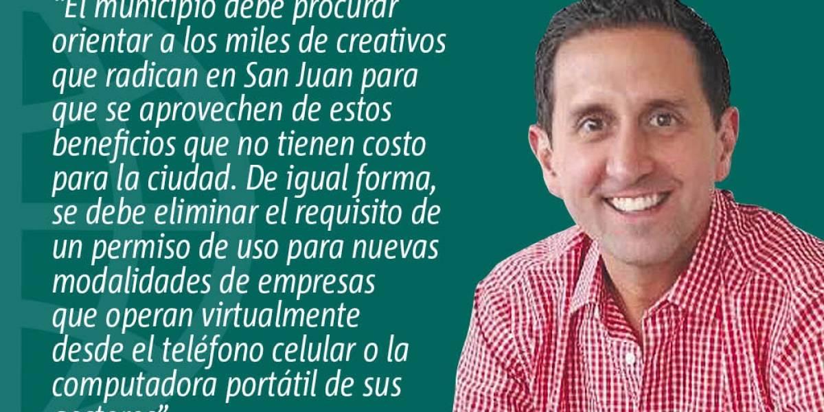 San Juan como motor económico