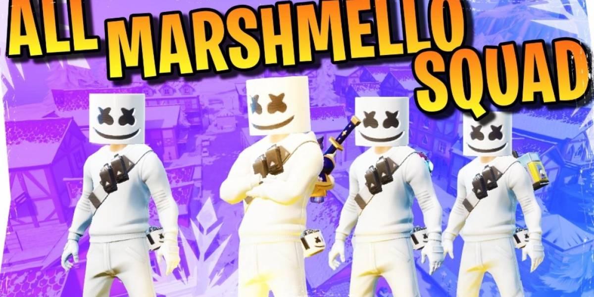 Fortnite terá show do DJ Marshmello e 'Epic Games' libera novidades