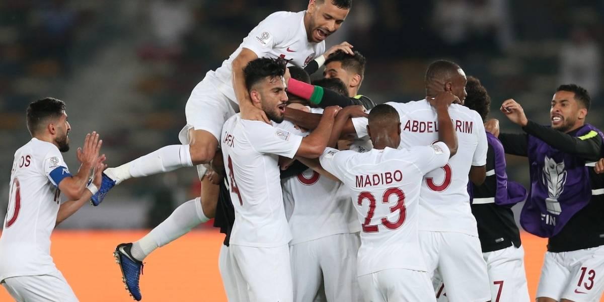 Catar hace historia y gana su primera Copa Asia tras derrotar a Japón