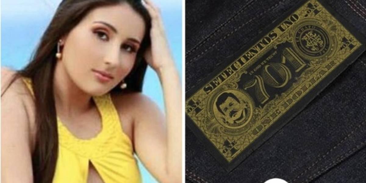 Línea de ropa y accesorios de  El Chapo  Guzmán que lanzará su hija ... e60a2554ca3