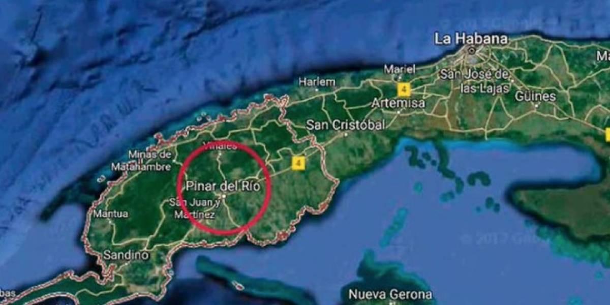 """Autoridades cubanas reconocen """"extraño fenómeno"""" asociado a caída de un meteorito"""