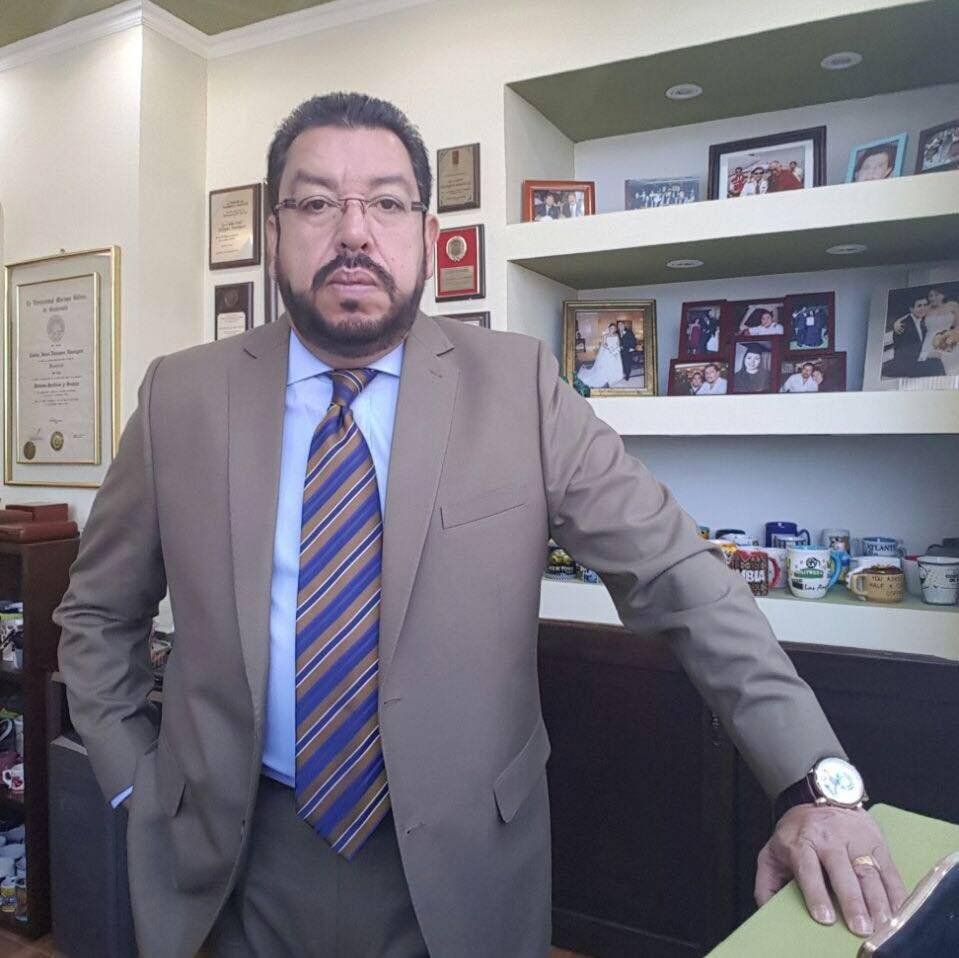Carlos Velásquez. Foto: Facebook