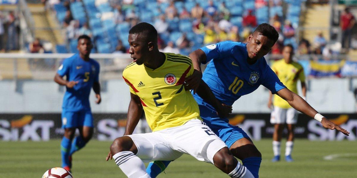 Colombia y Argentina abren la segunda jornada del hexagonal sub 20