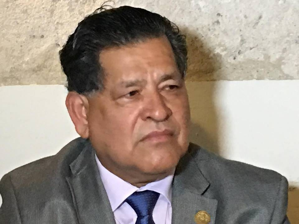 Hugo Mérida, presidente de Conguate. Foto: Jerson Ramos