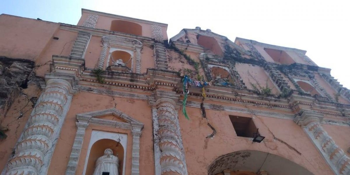 Videos muestran cómo fue el temblor en distintos lugares de Guatemala