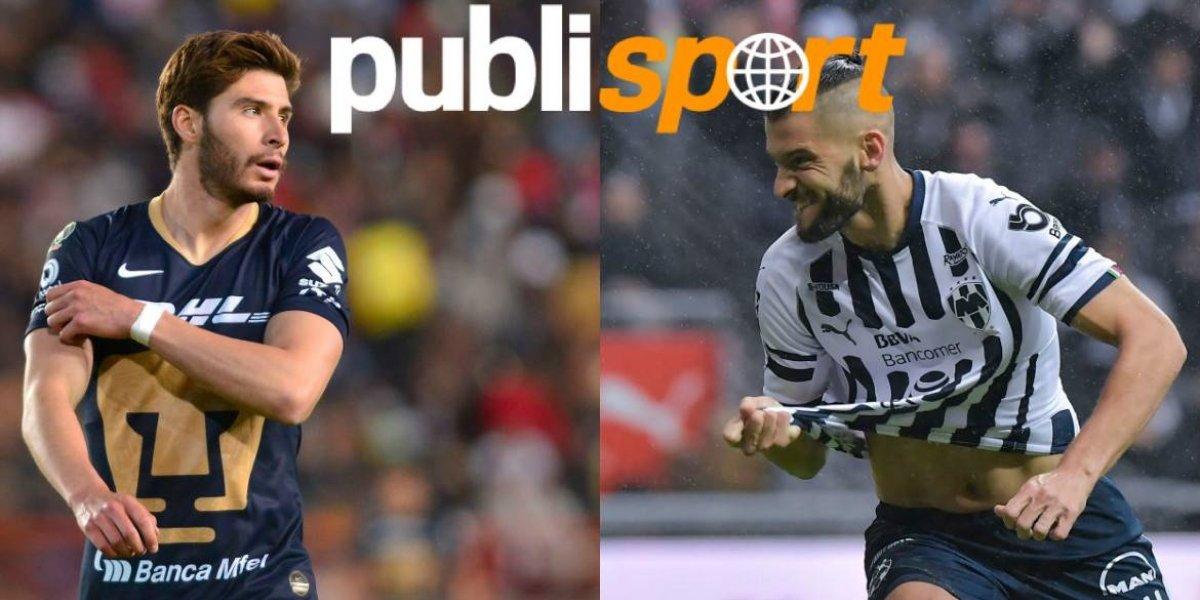 Pumas vs Monterrey: ¿Dónde y a qué hora ver el partido?