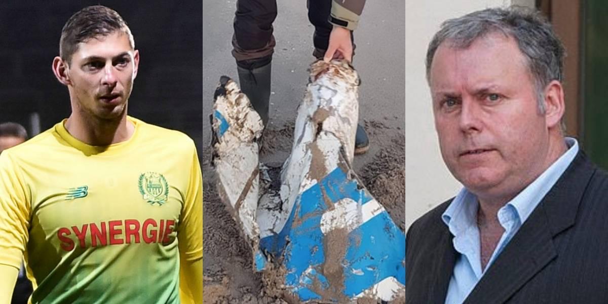 La sospechosa confesión de intermediario escocés tras la desaparición de Emiliano Sala