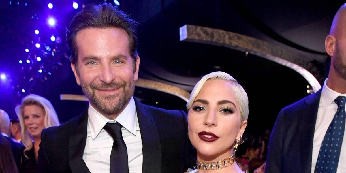 Lady Gaga lanza mensaje tras fotografías con Bradley Cooper