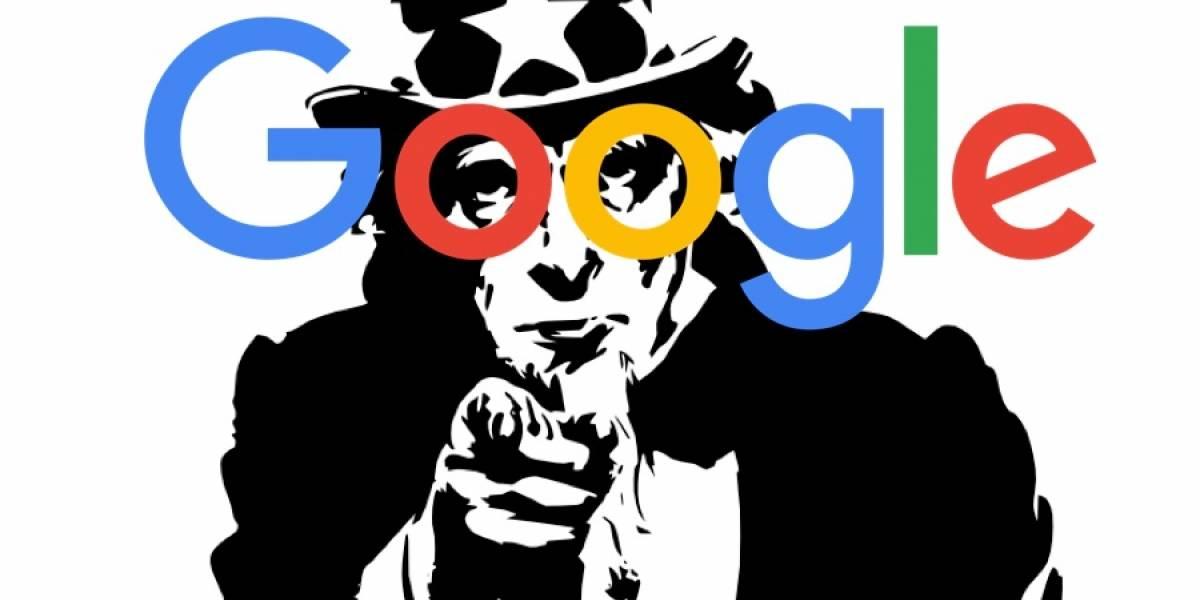 Google también fue descubierto por usar una aplicación para recolectar información personal de jóvenes