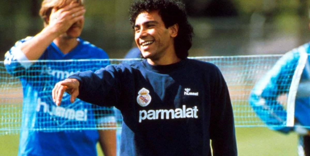 Hugo Sánchez jugó en el real Madrid ocho años |MEXSPORT