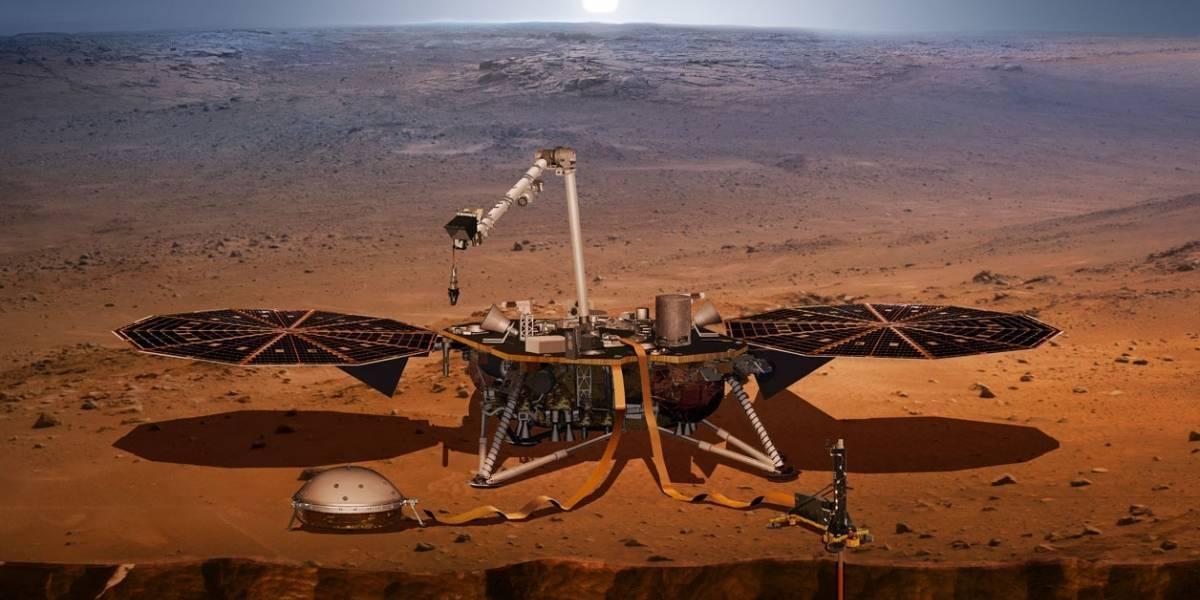 Uma tarde em Marte: sonda da NASA surpreende com novos registros