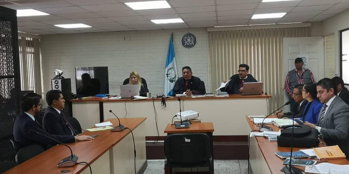 Tribunal ordena cese de la persecución penal contra señalado en caso Siekavizza