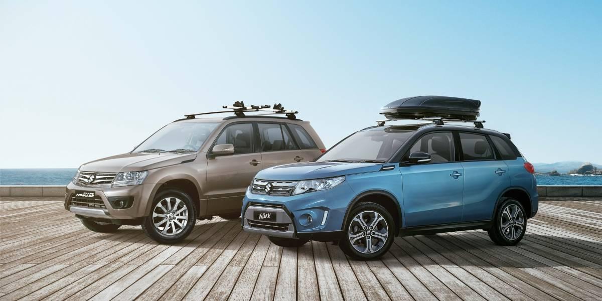 Suzuki ofrece los mejores compañeros de viaje para sus autos