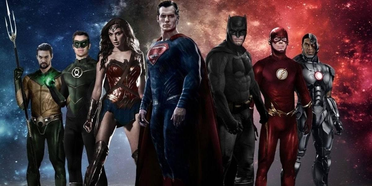 Así iba a ser la trilogía de Justice League dirigida por Zack Snyder
