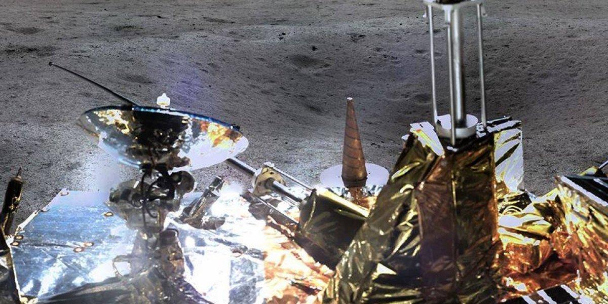 Reportan frías temperaturas de -310º Fahrenheit en la Luna