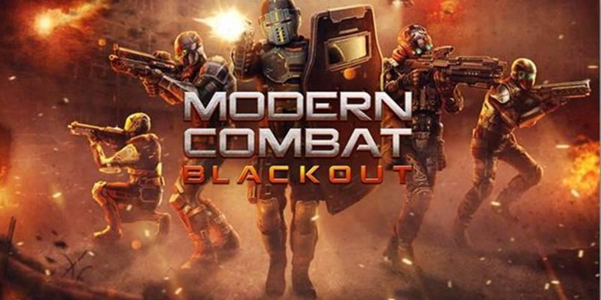 Modern Combat Blackout llegará a Nintendo Switch