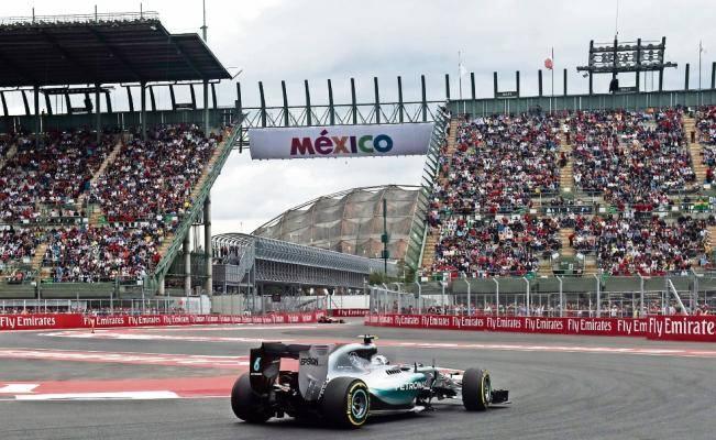 México tren maya fórmula 1