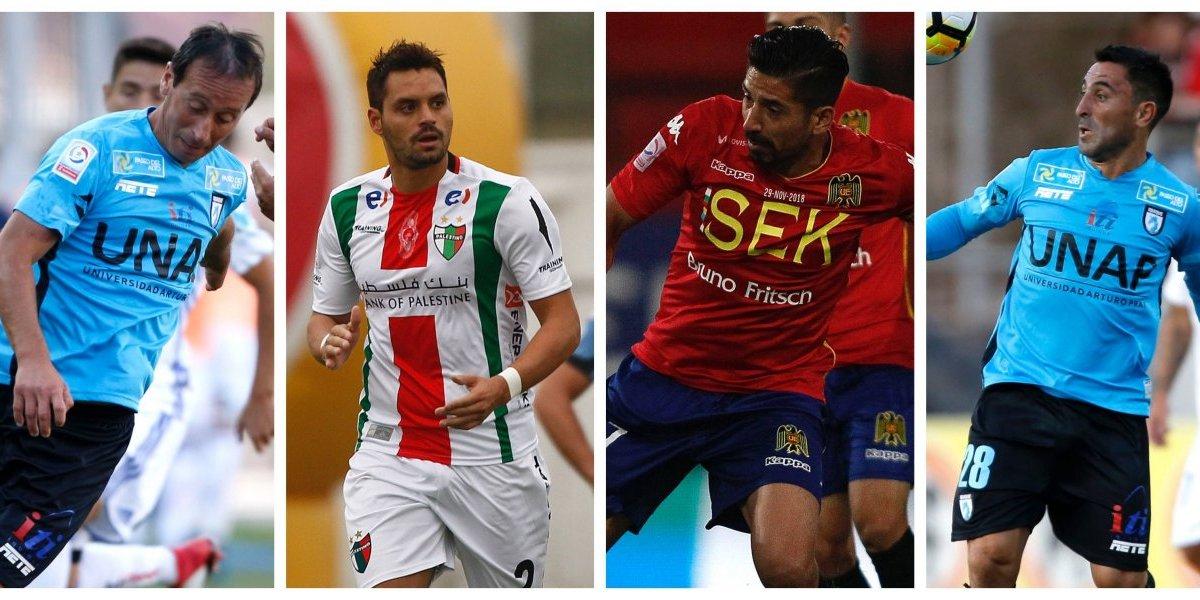 La Primera B no tiene nada de potrero: Los fichajes más destacados de la serie de plata del fútbol chileno