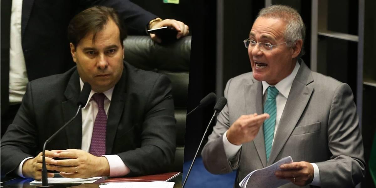 Renan Calheiros acredita na vitória em eleição do Senado; votação começa às 18h
