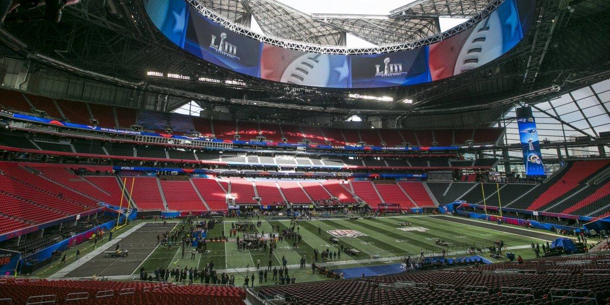 Las 10 cosas que debes saber del Super Bowl LIII
