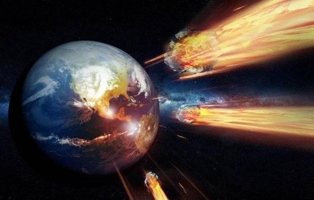 Tierra asteroides